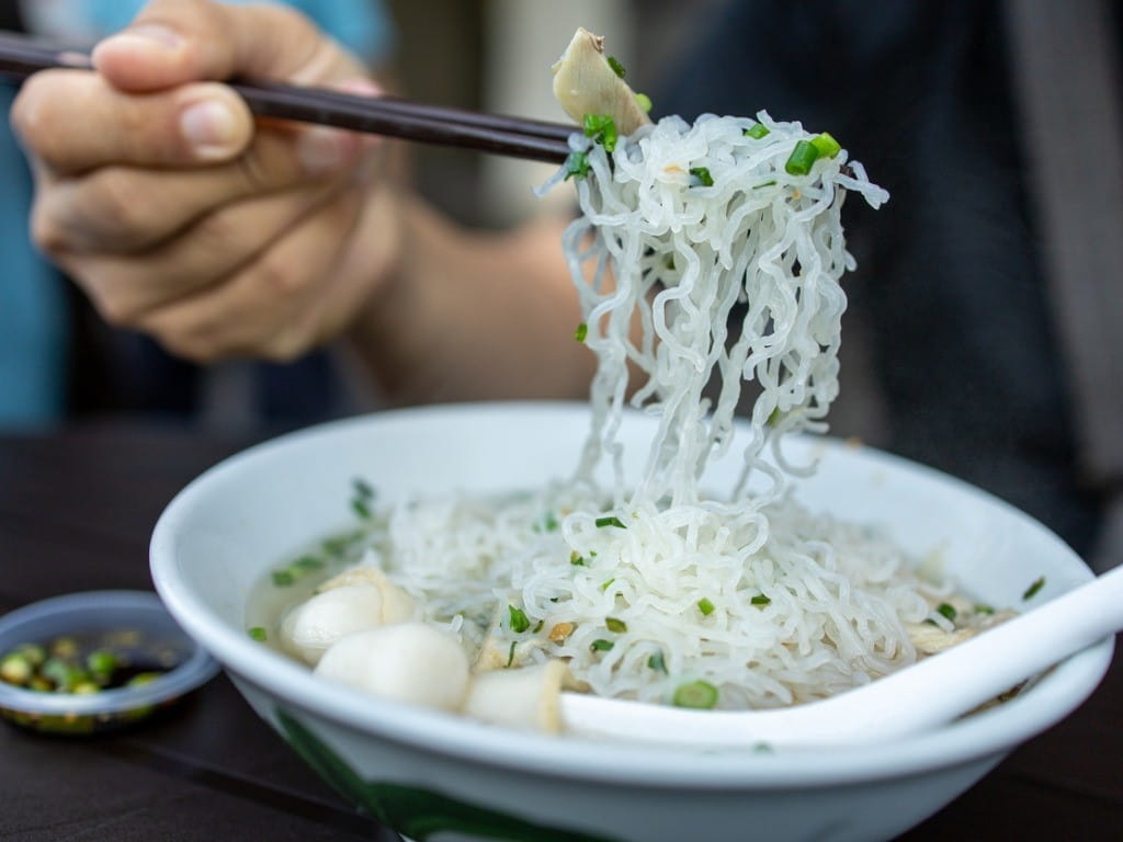 bongkrekic acid fermented rice noodles